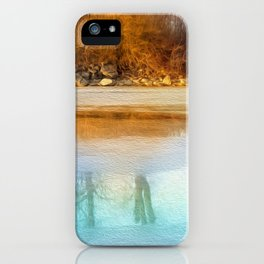 Almost Spring iPhone Case