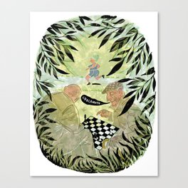 Check Mate Canvas Print