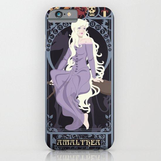Amalthea Nouveau - The Last Unicorn iPhone & iPod Case
