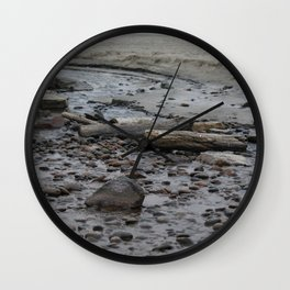 Rockaway Beach Wall Clock