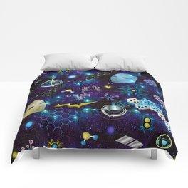 Cosmic Trip Comforters