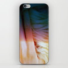 hair twist iPhone & iPod Skin