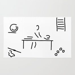 massage physiotherapist Rug