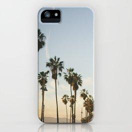Venice Beach Boardwalk iPhone Case