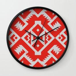 Aztec ~//~2 Wall Clock