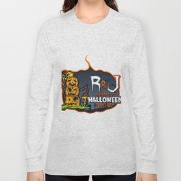 R and J logo white Long Sleeve T-shirt