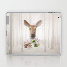 Would you like a cup of tea, my deer ?  Laptop & iPad Skin