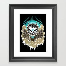 Sky Lord Framed Art Print