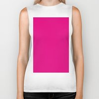 mexican Biker Tanks featuring Mexican pink by List of colors