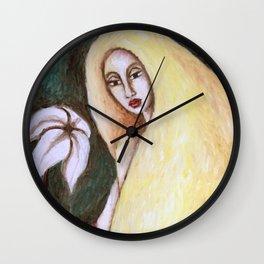 Giglio Wall Clock
