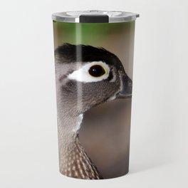 Duck during spring Travel Mug