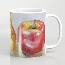 Fruits, apples and pear Coffee Mug