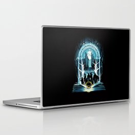 Magic Ring Laptop & iPad Skin