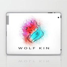 Wolf Kin Laptop & iPad Skin