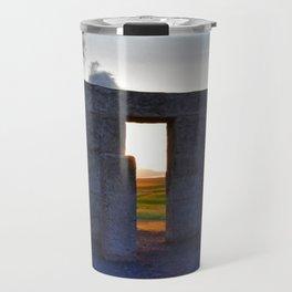 Stonehenge Zeotrope Travel Mug