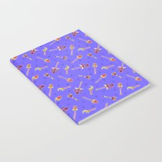 Sailor Moon Wands Notebook