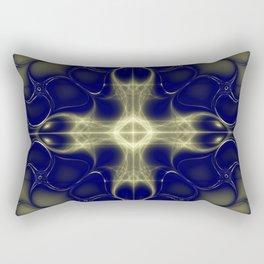 Fractal Abstract 13 Rectangular Pillow