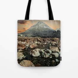 Valley of faires Tote Bag