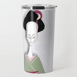 Mrs Wasabi Travel Mug
