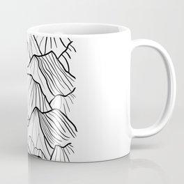Black mountains Coffee Mug