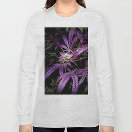 Purrple Long Sleeve T-shirt