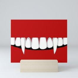 Voracious Vampire Mini Art Print