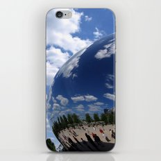 The Bean iPhone & iPod Skin