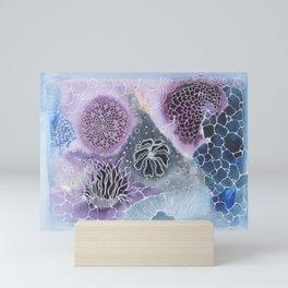 Sea Cove 8 Mini Art Print