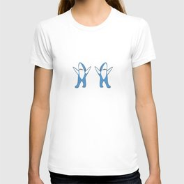 Dancing Sharks T-shirt