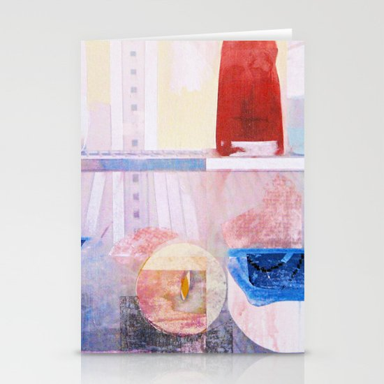 Starving Artist (J.P) Stationery Cards