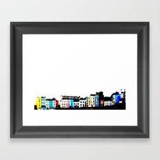 Clifton Colour Framed Art Print
