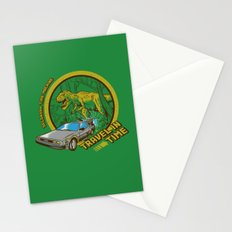Travel in Time Stationery Cards