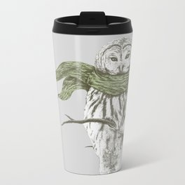 Cold Metal Travel Mug