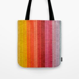 Band of Rainbows Tote Bag