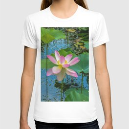 Lotus In The Pond 4 T-shirt