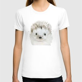 Hedgehog. T-shirt