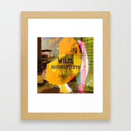 wilco Framed Art Print
