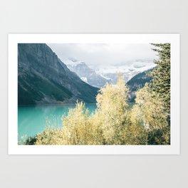Lake Louise III Art Print