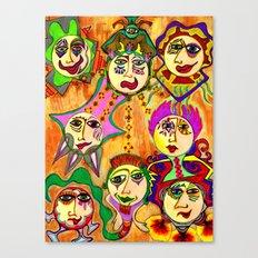 Good Gods Canvas Print