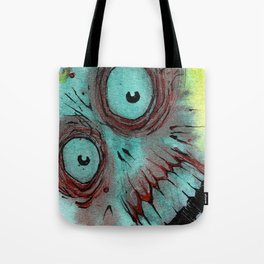 Frenzied Zombie Tote Bag