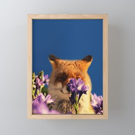 sweet but physco. Framed Mini Art Print