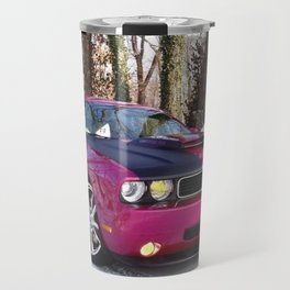 Fuchsia Panther Pink Limited Edition Hurst Challenger RT Travel Mug