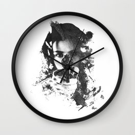 That Fatal Kiss Wall Clock