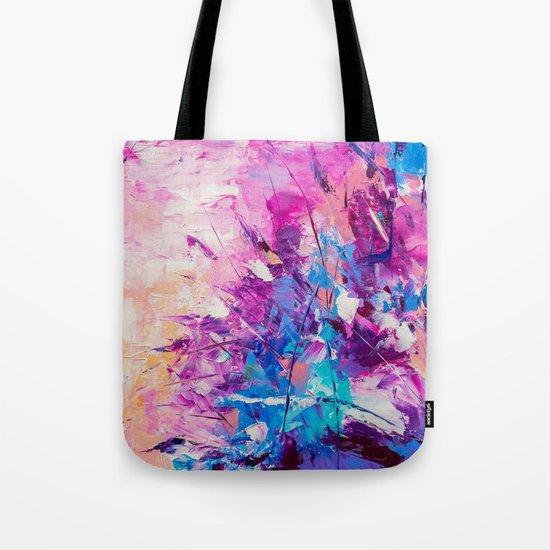 Paradise Bush Tote Bag