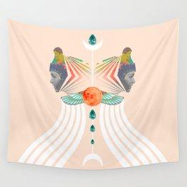 Alchemical Metamorphosis Wall Tapestry