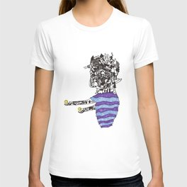 Leading the way T-shirt