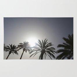 Majestic Palms Rug