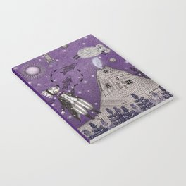 When the Little Prince came to Iceland Notebook