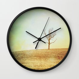 lonely Wall Clock