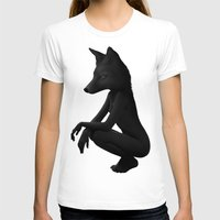 ireland T-shirts featuring The Silent Wild by Ruben Ireland